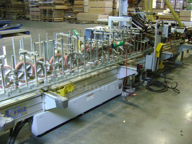 The Machine Warehouse Listing:  2003 Friz Optimat PU 21 30 DH R