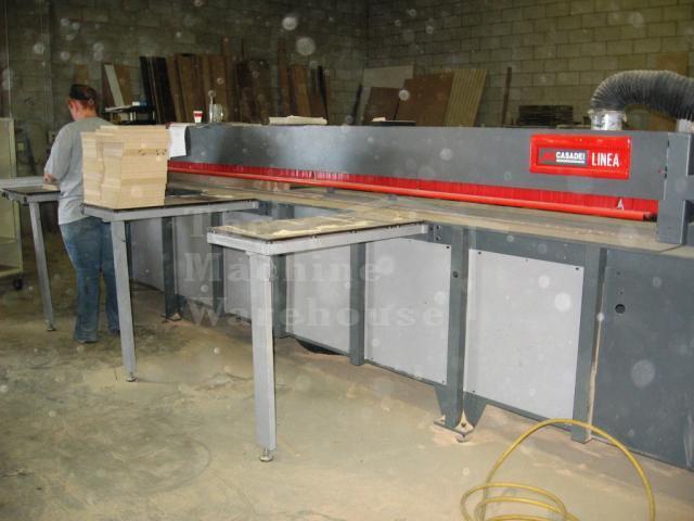 The Machine Warehouse Listing:  1998 Casadei Linea