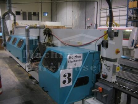The Machine Warehouse Listing:  1998 Holz-Her Accord 1445V