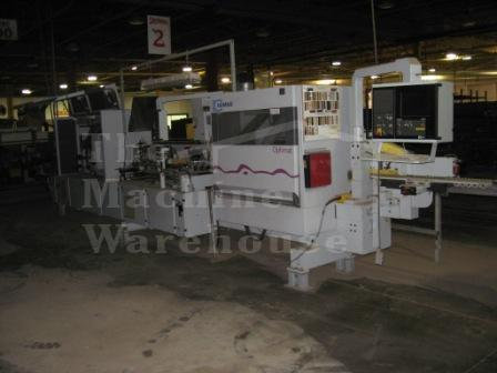 The Machine Warehouse Listing:  2001 Homag KL 78 E12