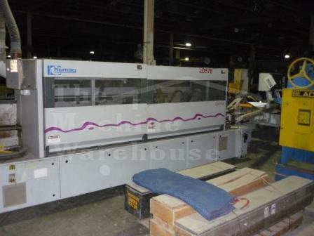 The Machine Warehouse Listing:  2000 Homag Optimat KL 76 A20
