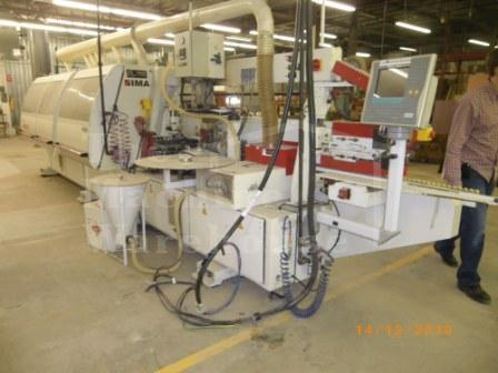 The Machine Warehouse Listing:  2002 IMA Novamat Concept