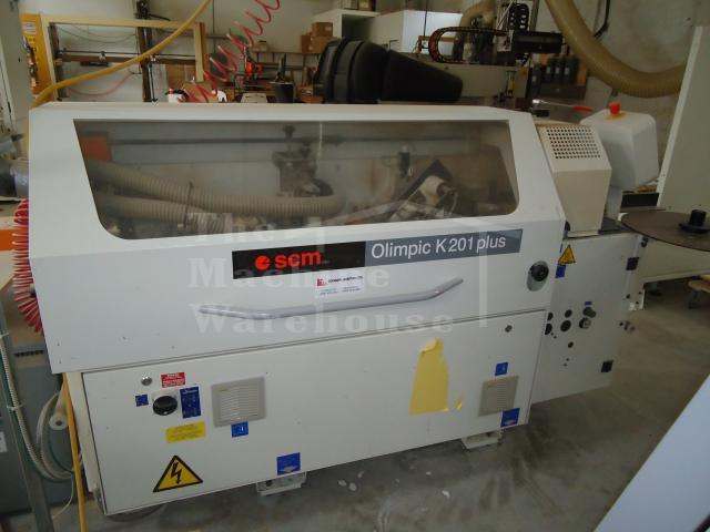 The Machine Warehouse Listing:  2004 SCM K201 A Plus