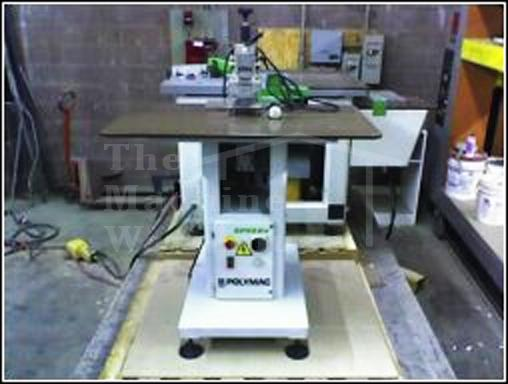 The Machine Warehouse Listing:  2001 Biesse Speedy 90