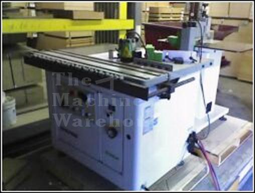 The Machine Warehouse Listing:  2002 Biesse Single 89-N