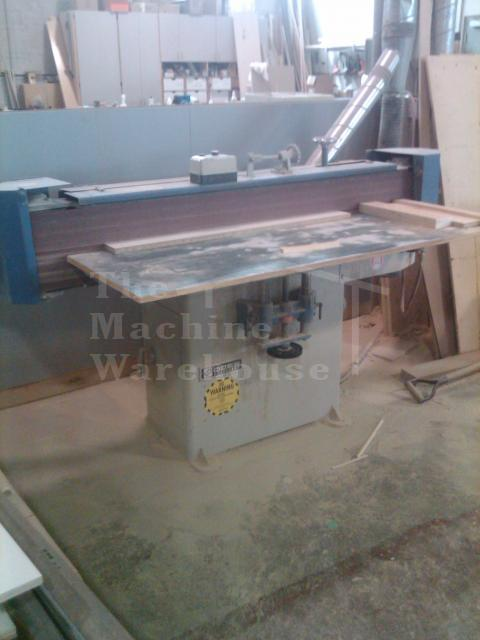 The Machine Warehouse Listing:  2001 Boss ES 72 C