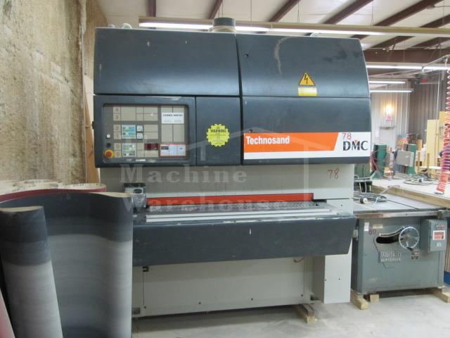 The Machine Warehouse Listing:  1999 DMC TC 1350 M2 RP