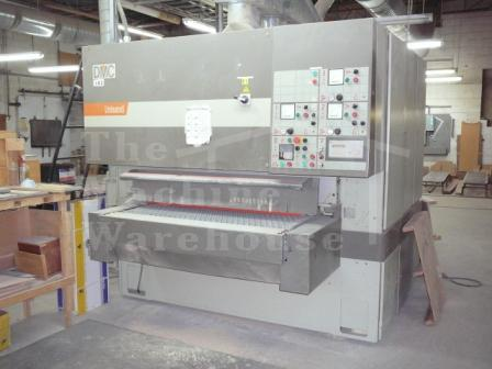 The Machine Warehouse Listing:  1993 DMC Unisand 135 M3