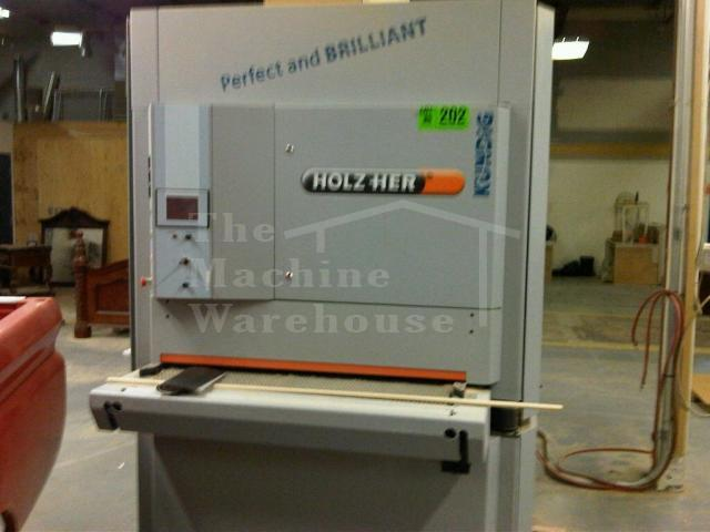 The Machine Warehouse Listing:  2007 Holz-Her Brilliant 3-43 RRKD Oblique Tech