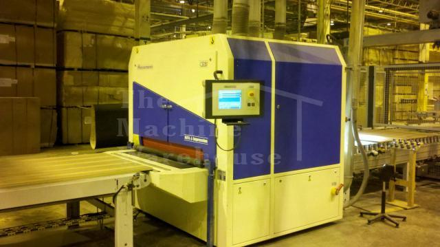 The Machine Warehouse Listing:  2005 Heeseman MFA 6 Impression