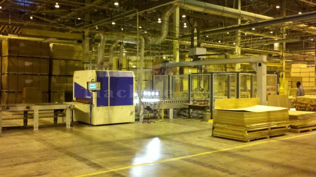 The Machine Warehouse Listing:  2005 Bargstedt Profiline TSP210 DG 25 12