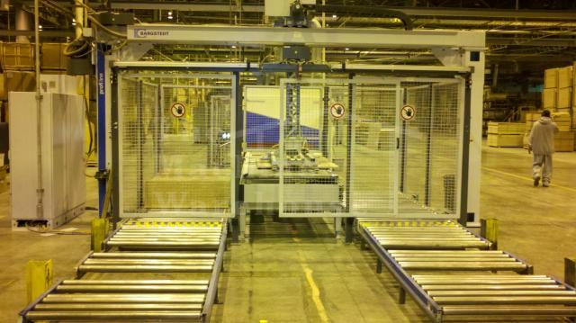 The Machine Warehouse Listing:  2005 Bargstedt Profiline TDP210 DG 25 12