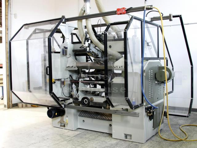 The Machine Warehouse Listing:  2006 LOCATELLI ORIENTALMATIK
