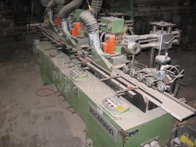 The Machine Warehouse Listing:  1986 Reckmann AS183