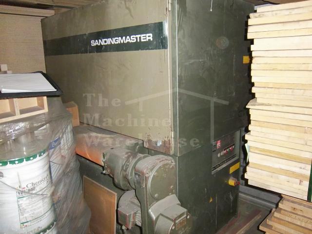 The Machine Warehouse Listing:  1992 Sanding Master SCSB2-900