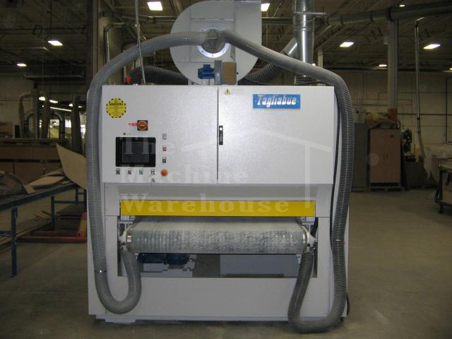 The Machine Warehouse Listing:  2007 TAGLIABUE TAG SP 1350