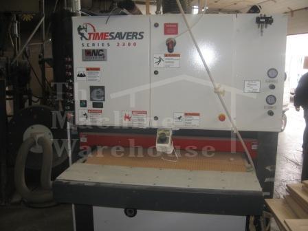 The Machine Warehouse Listing:  2004 Timesavers 2331-04