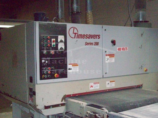 The Machine Warehouse Listing:  1999 Timesavers 252-20