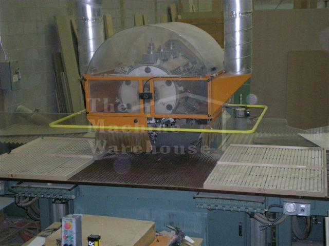 The Machine Warehouse Listing:  1997 CMS NC-SA 32-R63