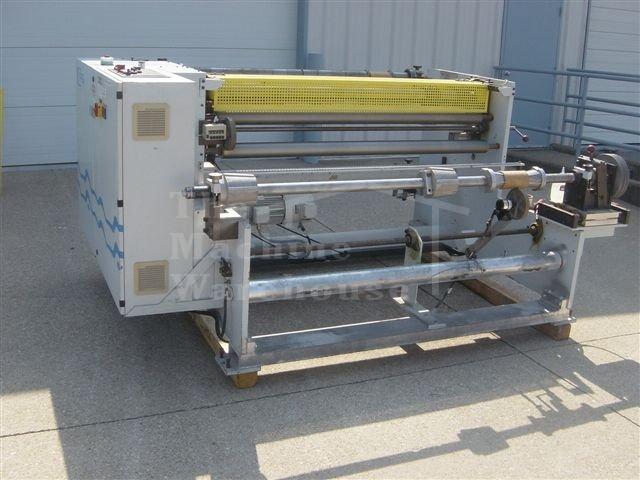 The Machine Warehouse Listing:  2000 Friz FSM 1500