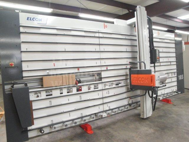 The Machine Warehouse Listing:  2005 Elcon 185-DSX