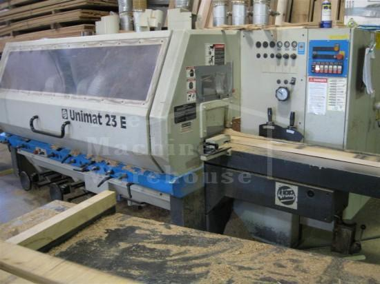 The Machine Warehouse Listing:  1998 Weinig Unimat 23 005
