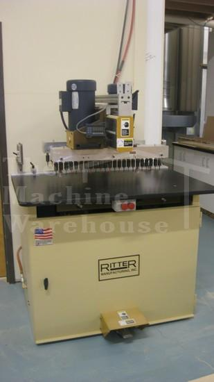 The Machine Warehouse Listing:  2005 Ritter R-46