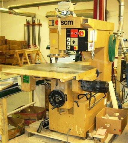 The Machine Warehouse Listing:  1984 SCM R9