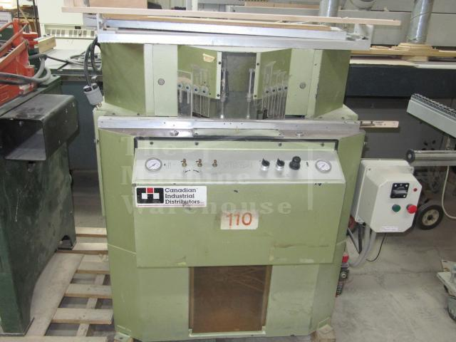 The Machine Warehouse Listing:   Brevetti Vega double mitre