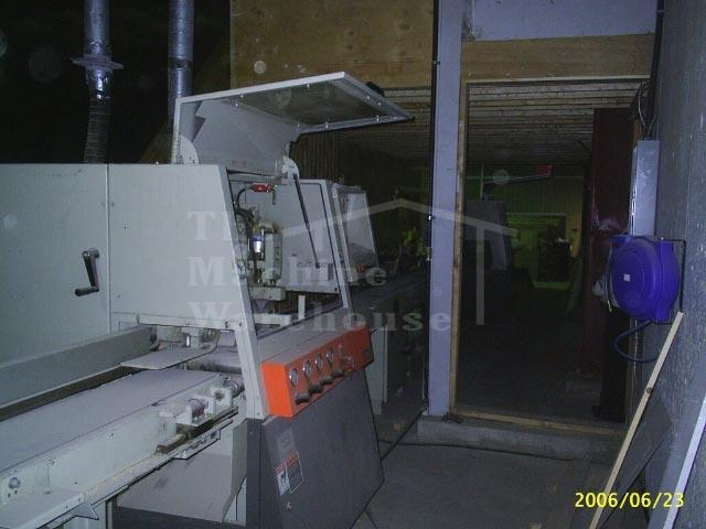 The Machine Warehouse Listing:  1996 Dimter Opticut 304R