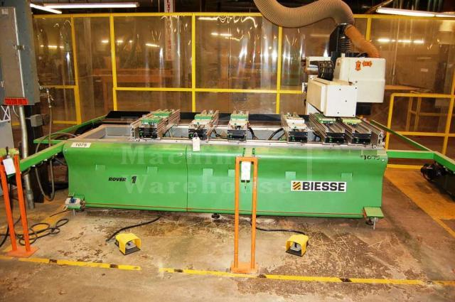 The Machine Warehouse Listing:  1999 Biesse Rover 15