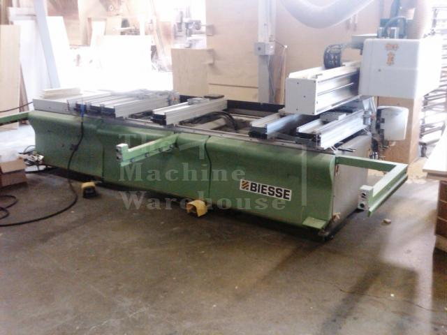 The Machine Warehouse Listing:  2000 Biesse Rover 20