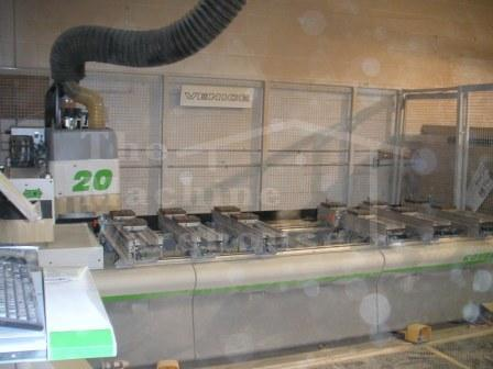 The Machine Warehouse Listing:  2007 Biesse Rover 20