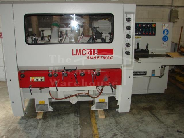 The Machine Warehouse Listing:  2007 Leadermac Smartmac 518