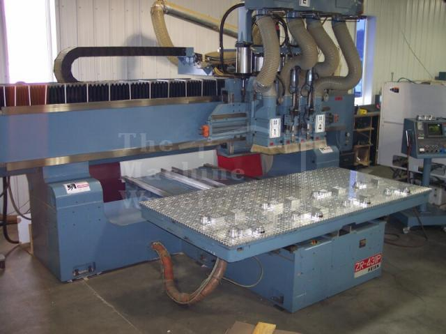 The Machine Warehouse Listing:  1993 Heian ZR-431P