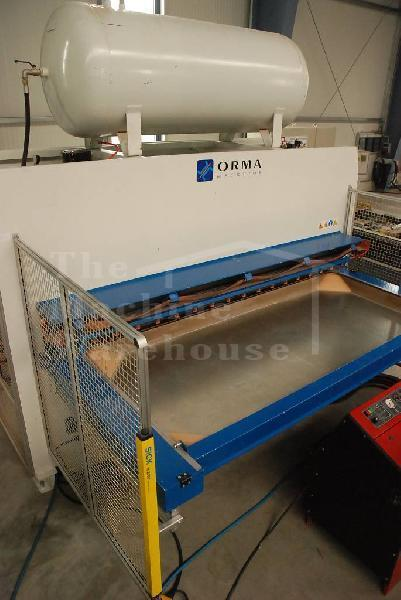 The Machine Warehouse Listing:  2003 Orma TFF 24-10