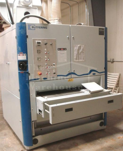 The Machine Warehouse Listing:  2004 Butfering SCO 311 MRL