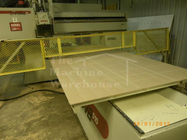 The Machine Warehouse Listing:  1999 KOMO INNOVA 510