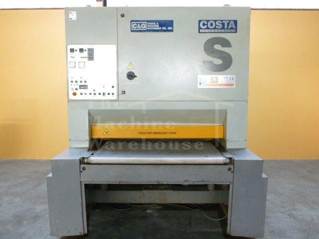 The Machine Warehouse Listing:  2002 Costa Levigarici S3TT1350