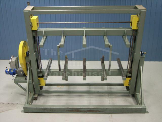 The Machine Warehouse Listing:  2005 Predimach Bundle Turner 20-40-4500
