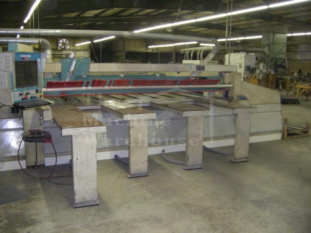 The Machine Warehouse Listing:  1995 Giben Prismatic 101 SP