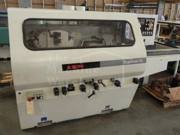 The Machine Warehouse Listing:  2000 SCM Superset XL-5