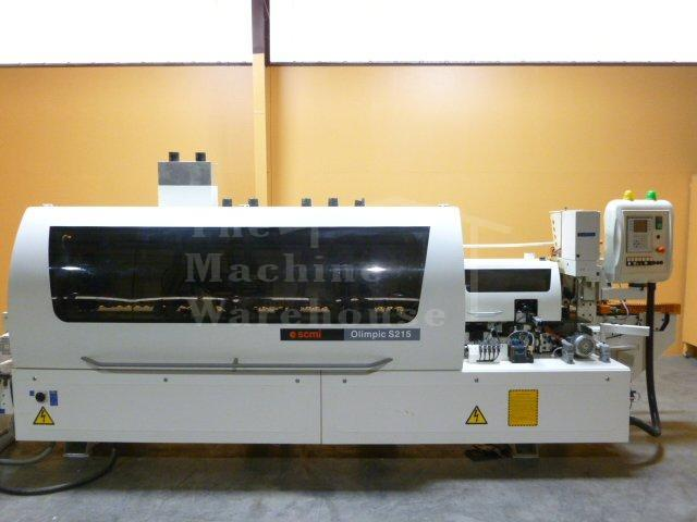 The Machine Warehouse Listing:  2002 SCMI S215ER