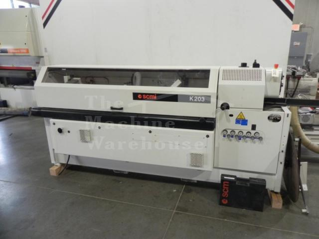 The Machine Warehouse Listing:  2001 SCMI K-203E