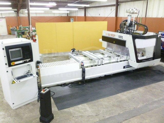 The Machine Warehouse Listing:  2004 SCMI Routech Record 132 TVN