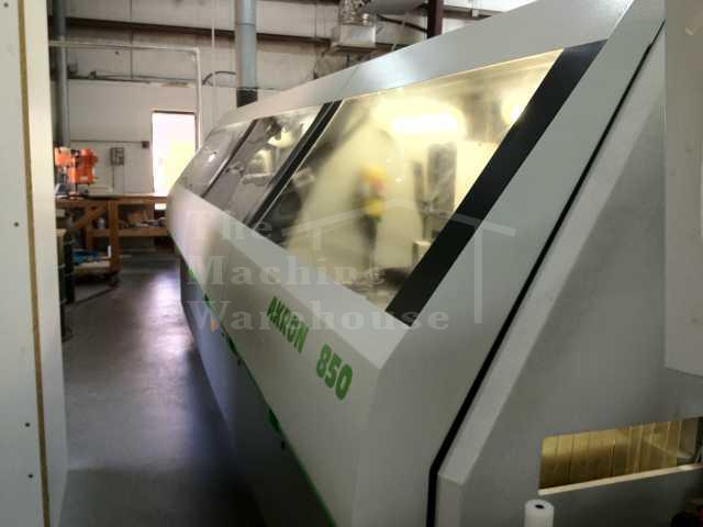 The Machine Warehouse Listing:  2006 Biesse Akron 850