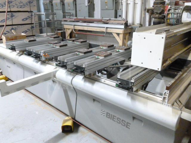 The Machine Warehouse Listing:  2003 Biesse Rover 20