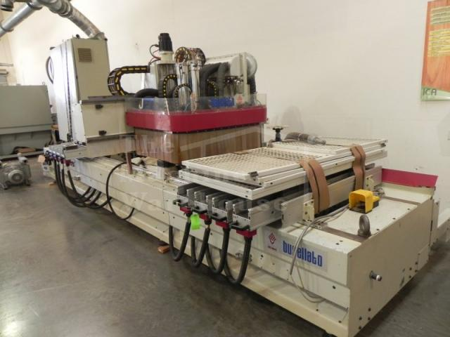 The Machine Warehouse Listing:  1998 Busellato Jet 1600