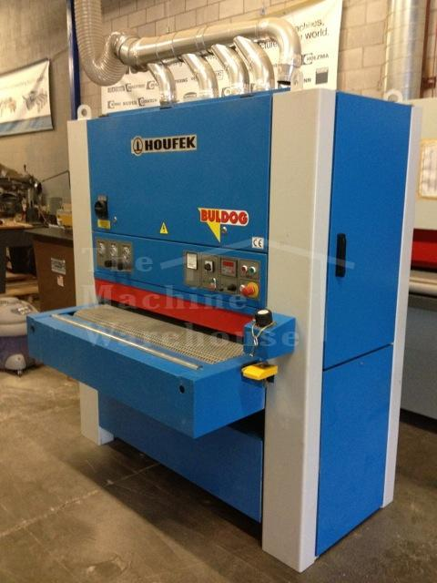 The Machine Warehouse Listing:  2004 Houfek Bulldog SBC 1100 C
