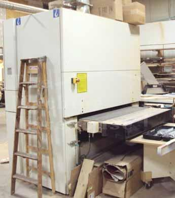 The Machine Warehouse Woodworking Equipment Sander